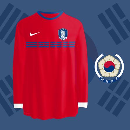 South Korea home kit