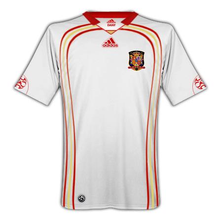 Spain Adidas 35.2