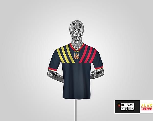Spain X Adidas - Away