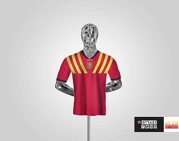 Spain X Adidas - Home