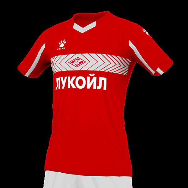 Spartak Moscow x Kelme