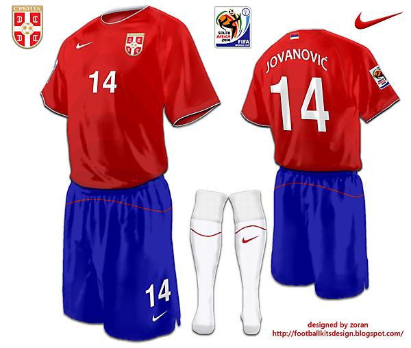 Serbia World Cup home fantasy