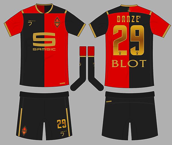 Stade Rennais Home Kit