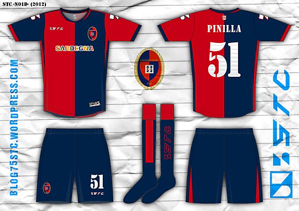 Cagliari Calcio (Serie A - Italy) fantasy
