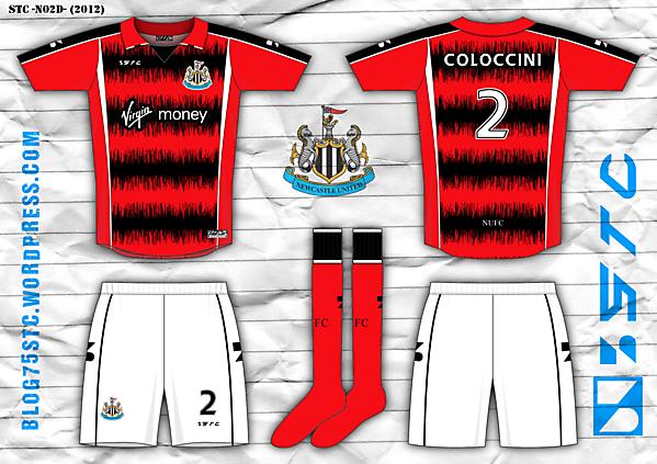 Newcastle United F.C. ( Premier League - England) Fantasy