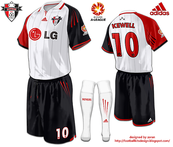 Sydney Rovers FC Specail Kit