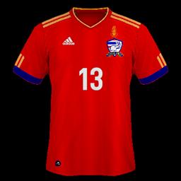 Thailand Away kit