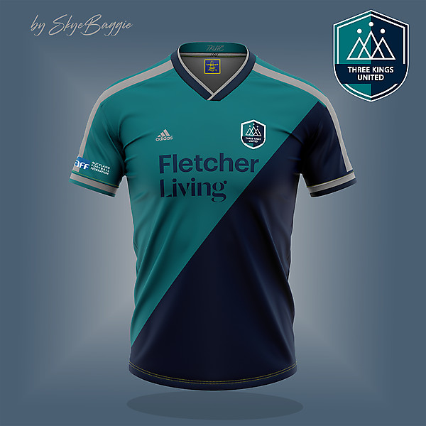 Three Kings United Home concept
