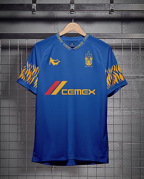 Tigres UANL - Away Kit