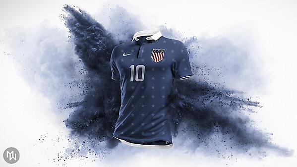 USA Away Kit Concept