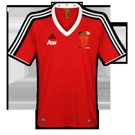 Manchester Unied Adidas