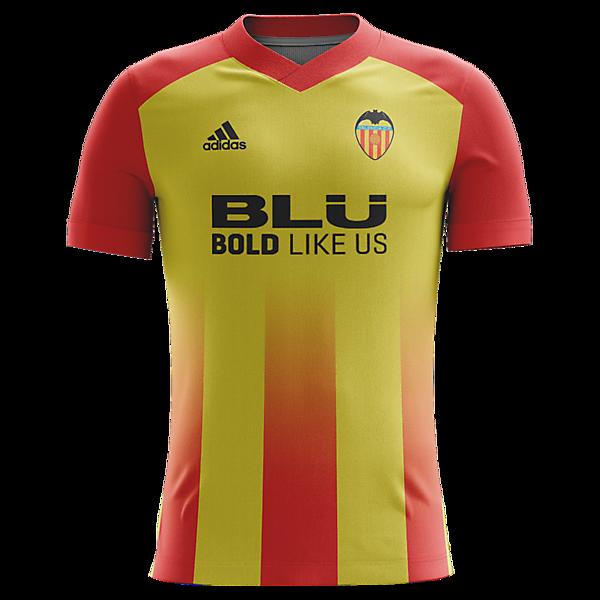 Valencia x Third