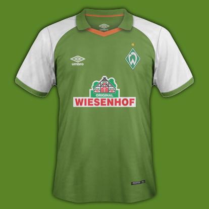 Werder Bremen X Umbro
