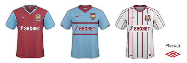 West Ham United (Nike)
