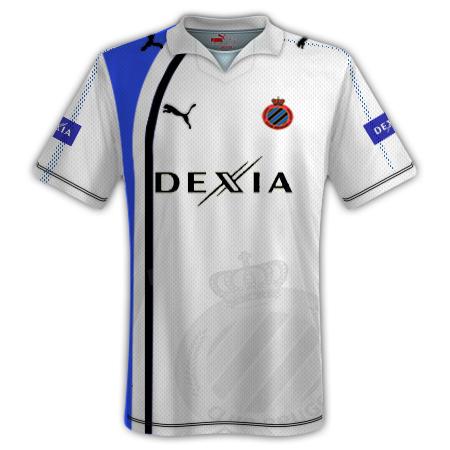 Away Club Brugge Puma