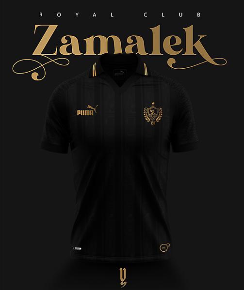 Zamalek Third Kit