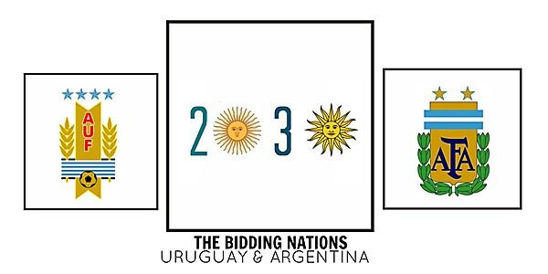 2030 FIFA WORLD CUP (Official Bid) Fanmade Design