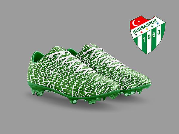 Bursaspor Crocodile Boots