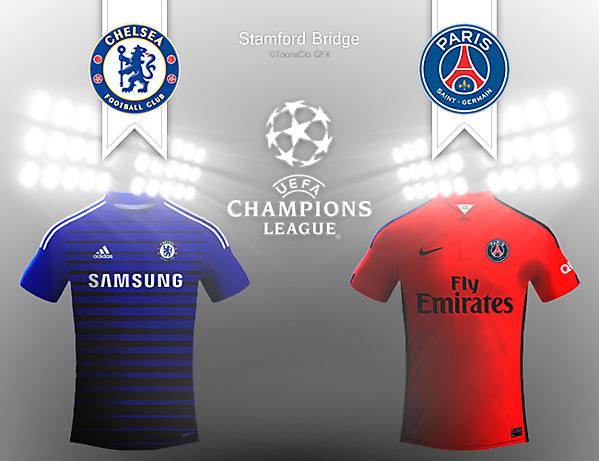 Chelsea - PSG