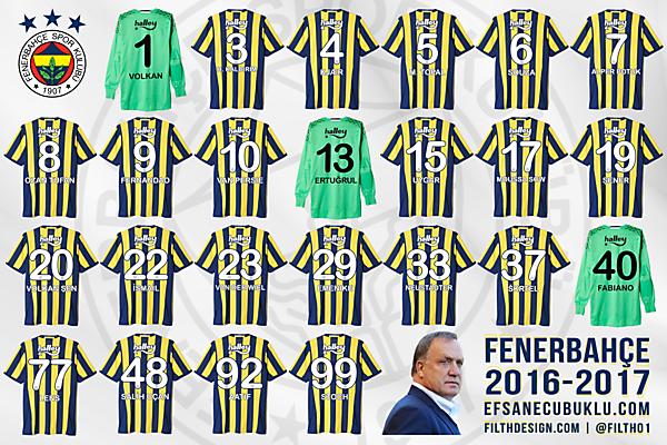 Fenerbahçe 2016-2017