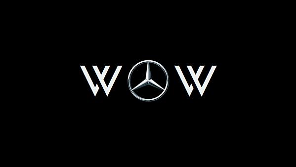 Mercedes Benz sponsor shoulder patch