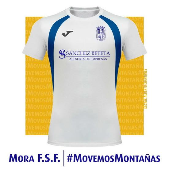 Mora Women Futsal Team 2015 / 2016 Home Shirt
