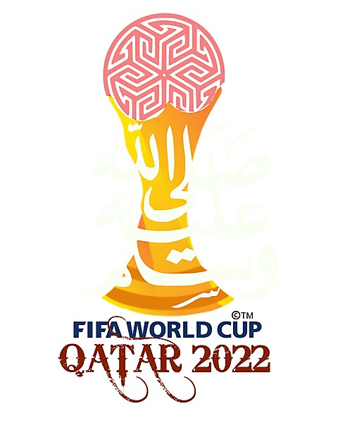 Qatar 2022 FIFA World Cup Logo