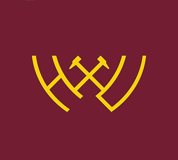 West Ham United alternative logo