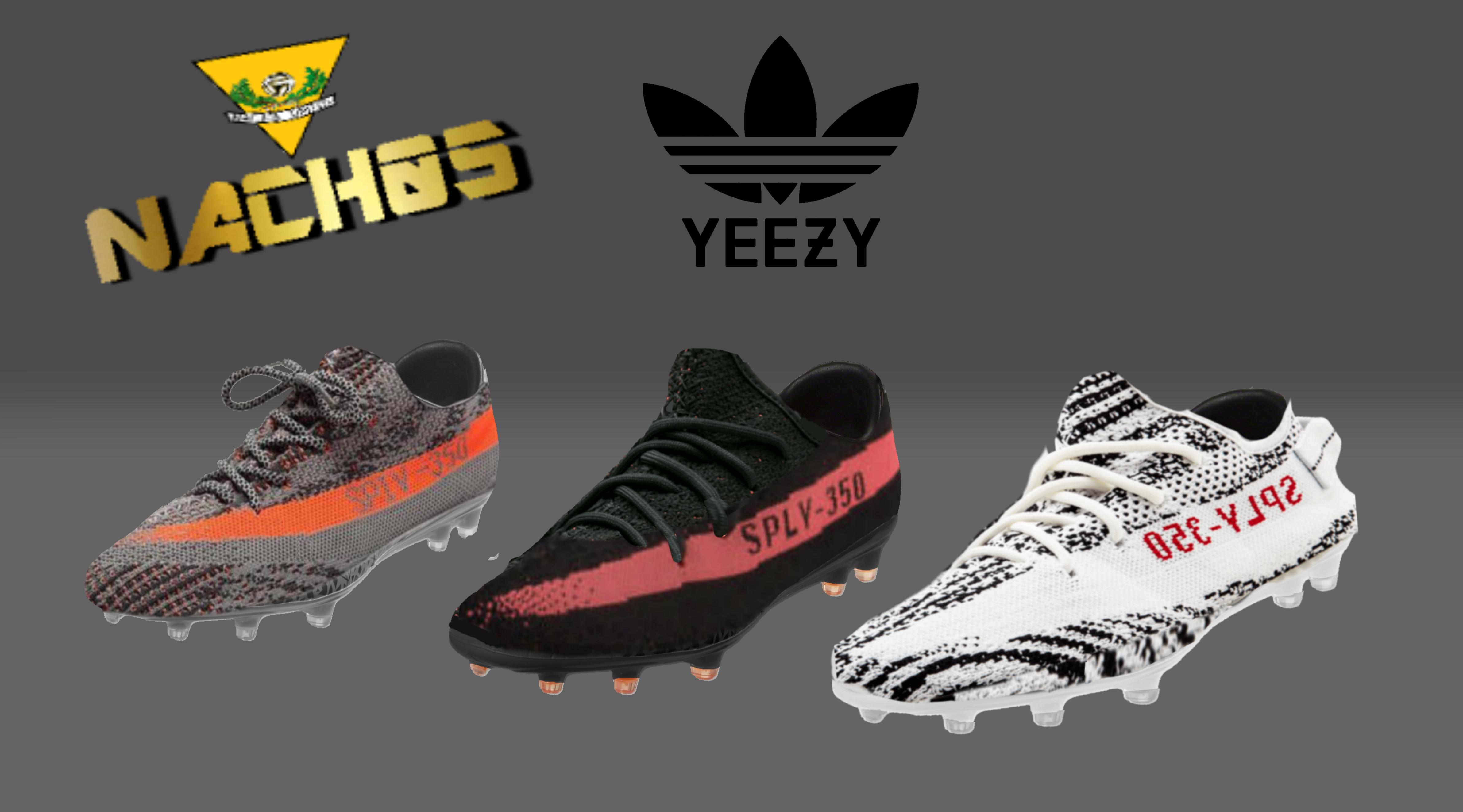 449c67c2159 Adidas Yeezy 350 V2 Football Boots by NACH05