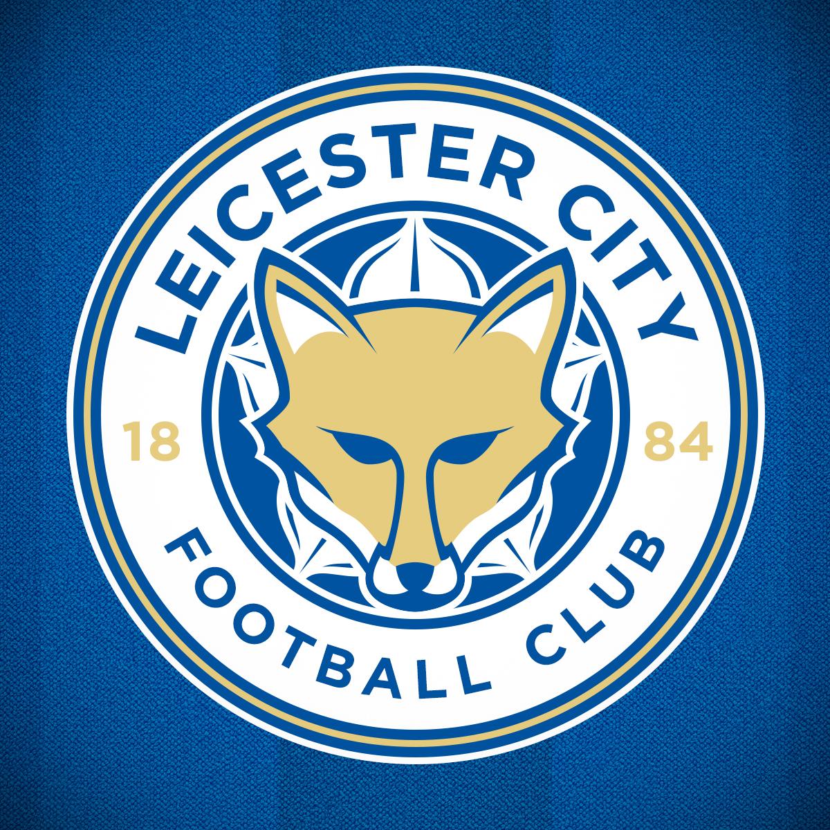 Leicester City crest v2