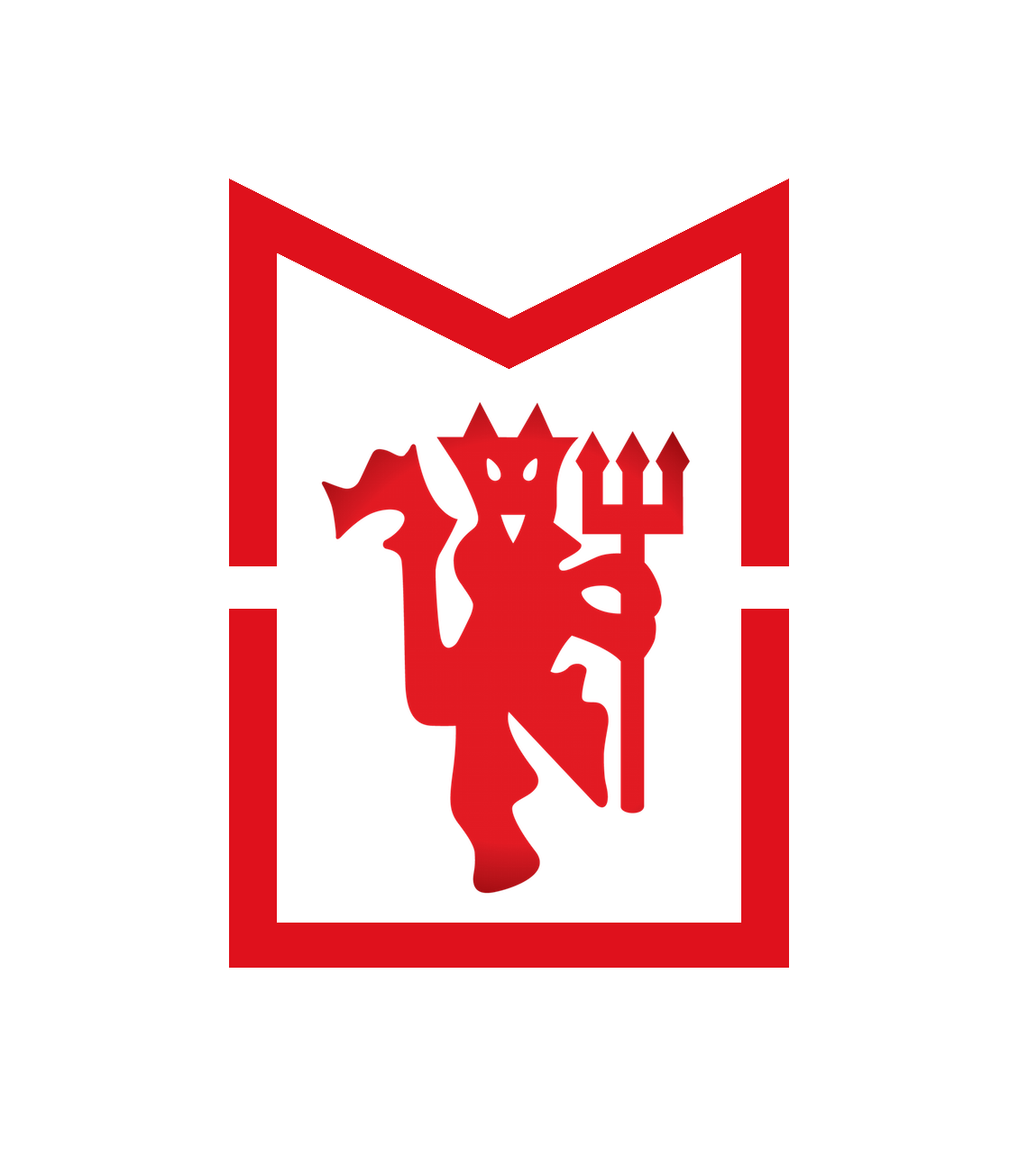 manchester united logo concept manchester united logo concept