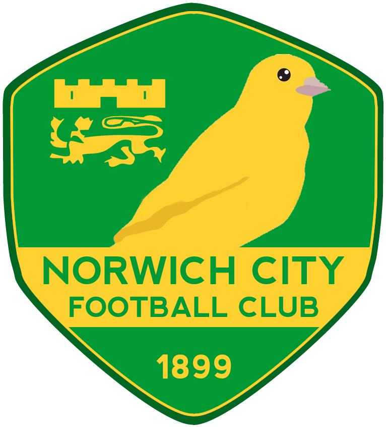 Soccer Team Logos: Norwich City Fc Logo