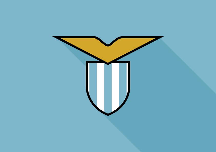 Ss Lazio Logo Minimalist