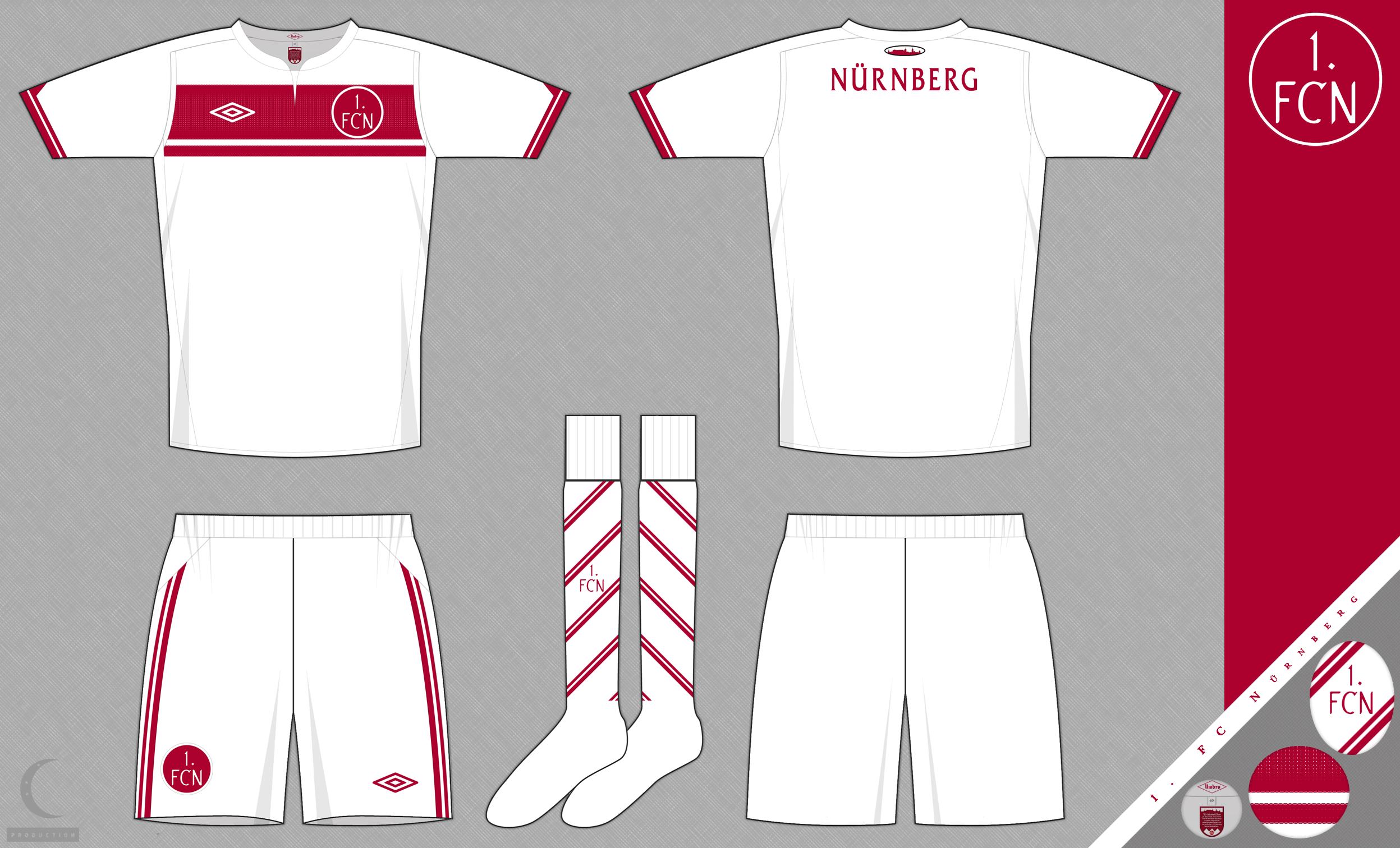 pretty nice 5eaf3 d0afa 1. FC Nurnberg