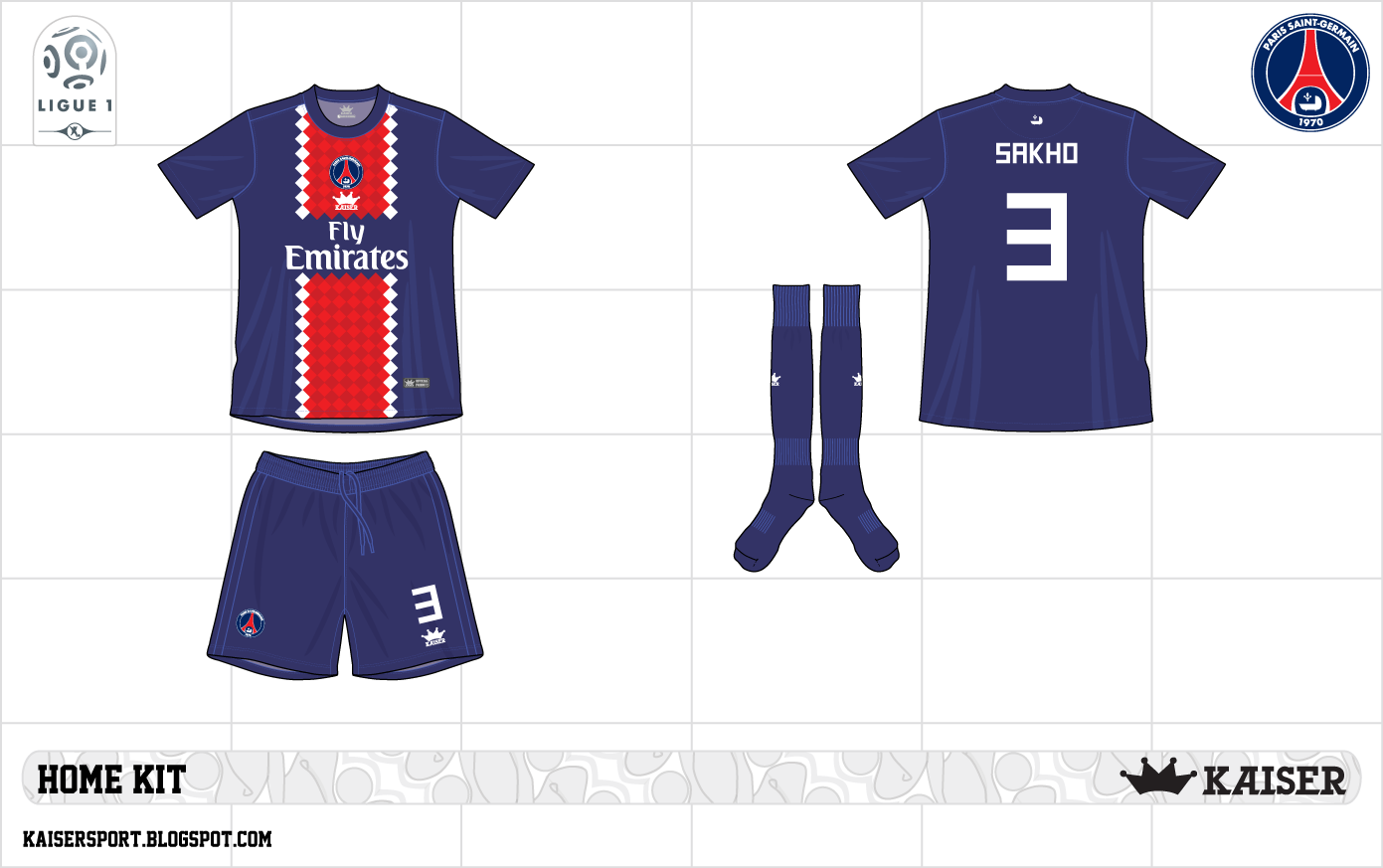 pretty nice 359c9 b38a3 2012-13 psg home kit