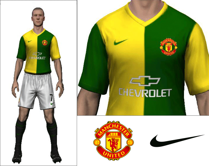 low priced 31d01 8d841 2014/15 Manchester United Away Kit