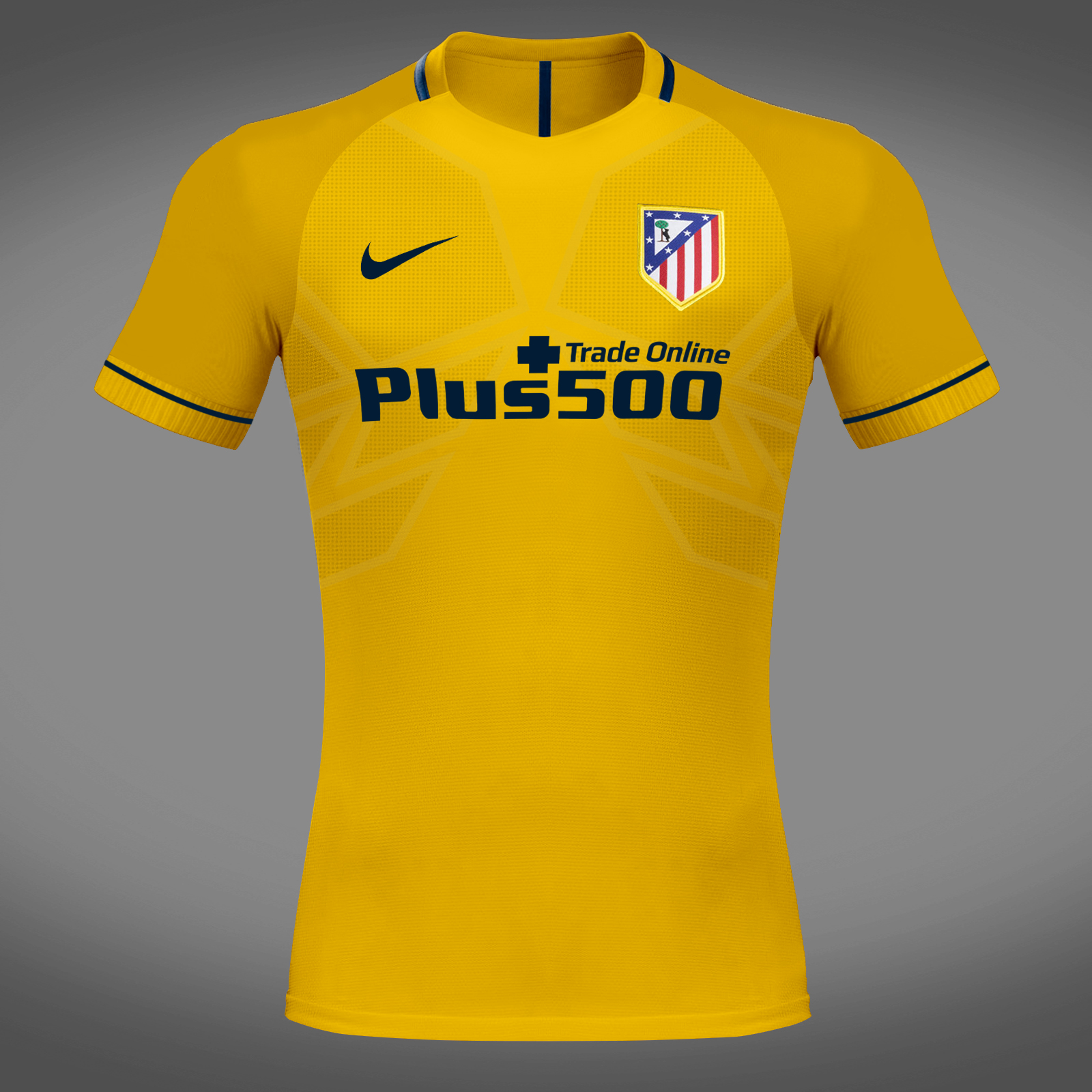 reputable site b0166 abce4 Atletico Madrid 17/18 Away Kit Concept