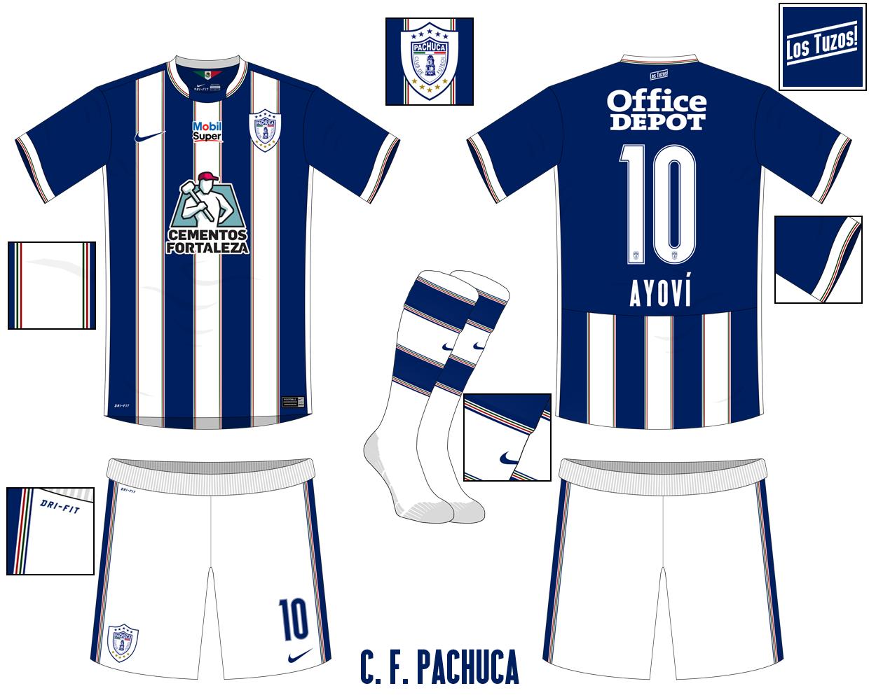 f54af96adb8 Azure League Week 1 - C.F. Pachuca