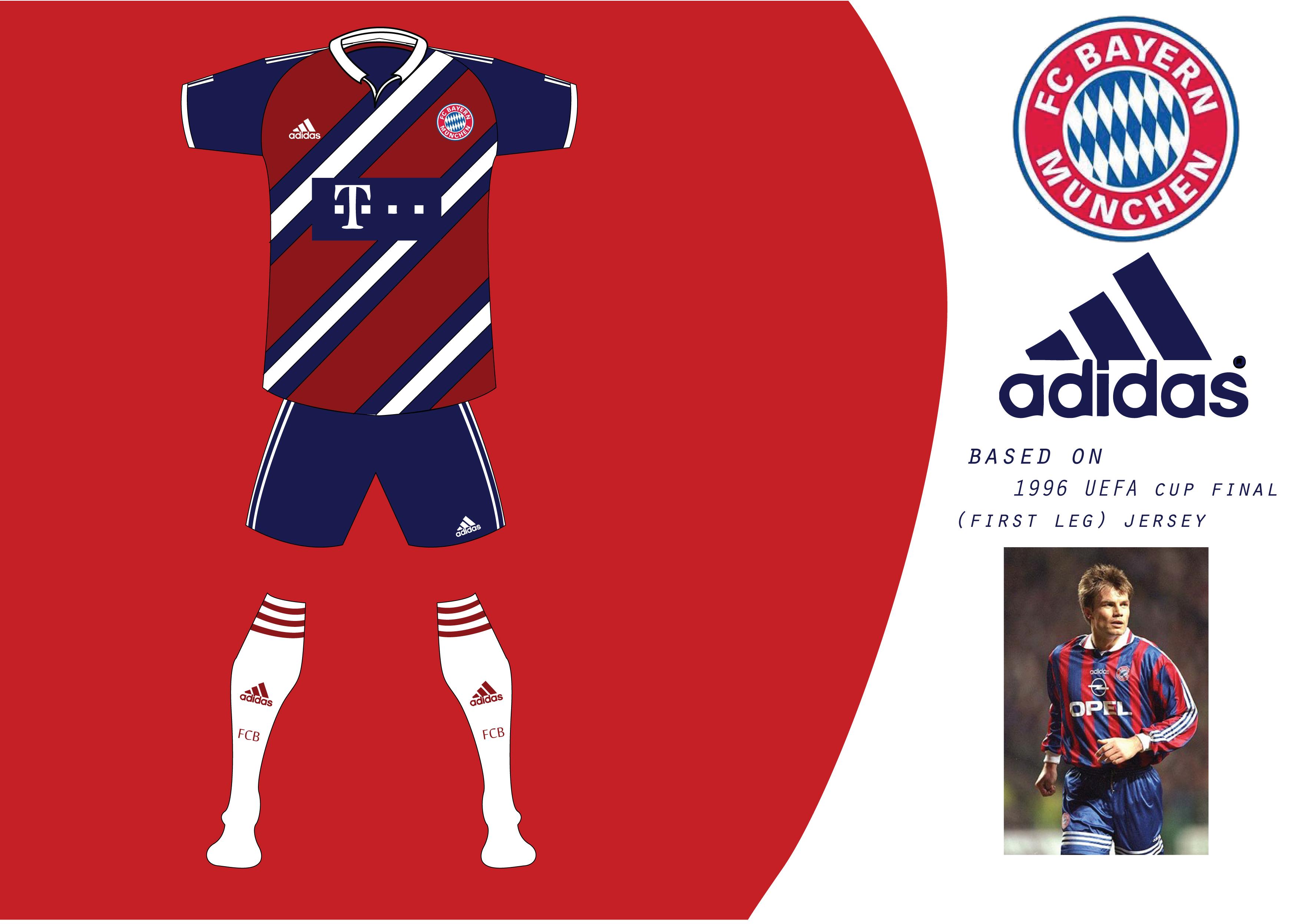 the best attitude 0e0fc 5040f Bayern Munich Champions League Jersey