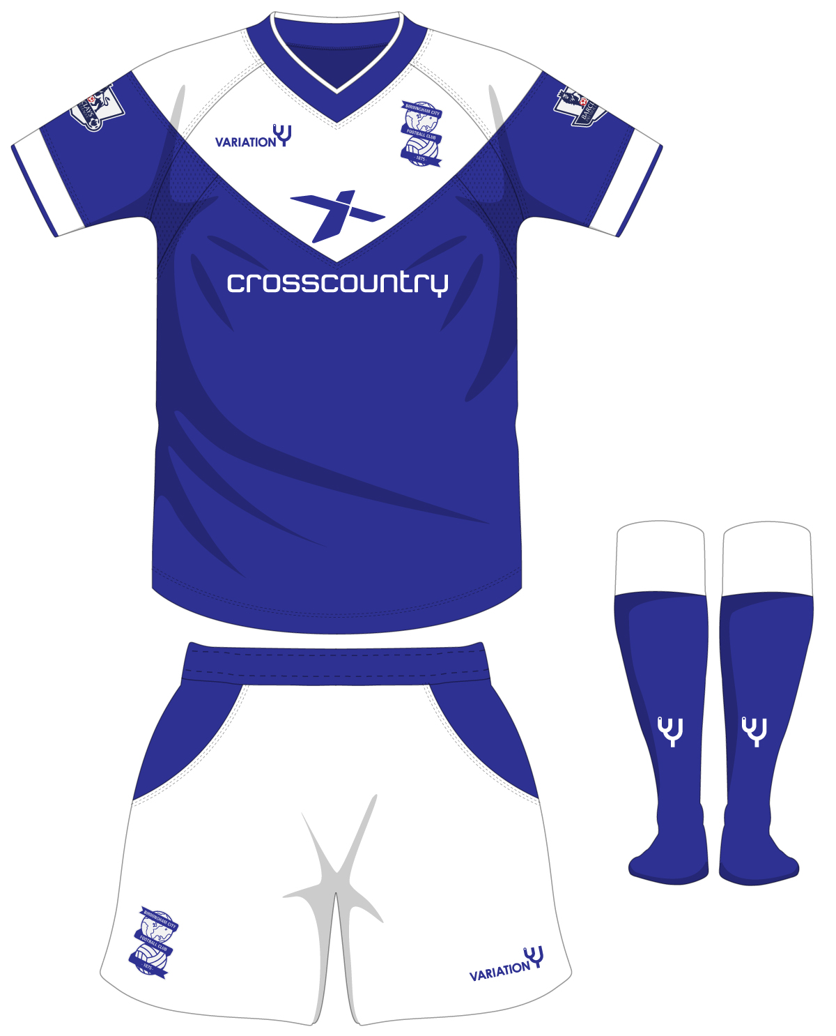 Quickly thought)))) birmingham city football club strip would