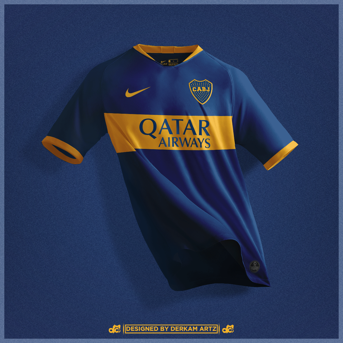separation shoes 22dd9 0524a Boca Juniors - Home Kit (2019/20)