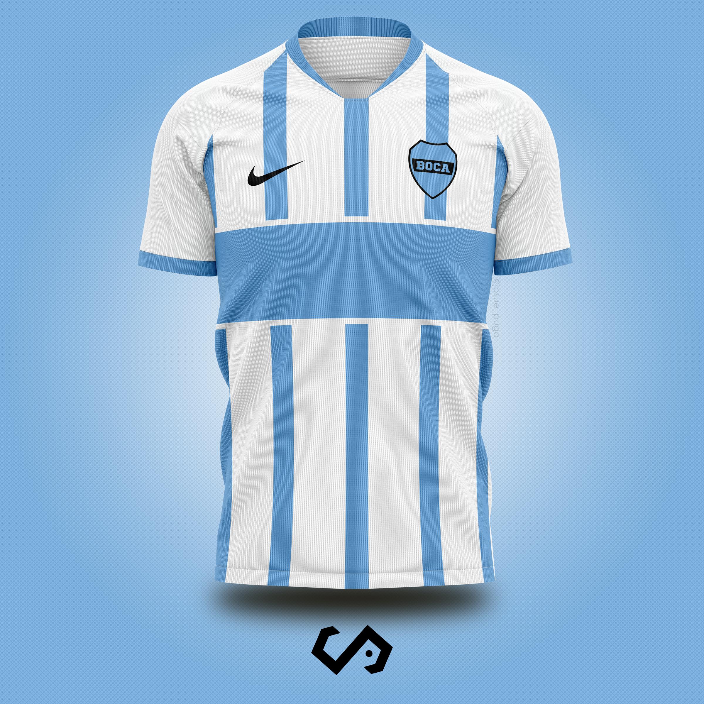 the best attitude 051aa 96e94 Boca Juniors Third Kit (Not KOTW)