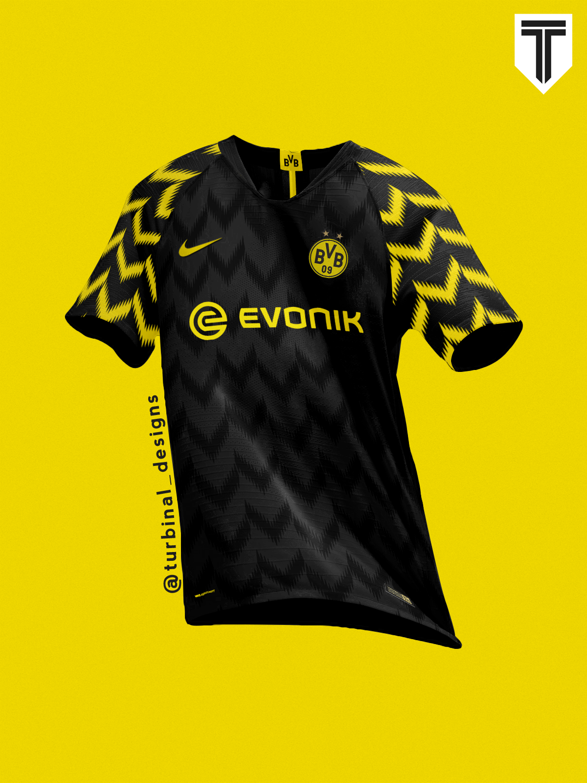 quality design c6cec 942c2 Borussia Dortmund Nike Away Concept Kit