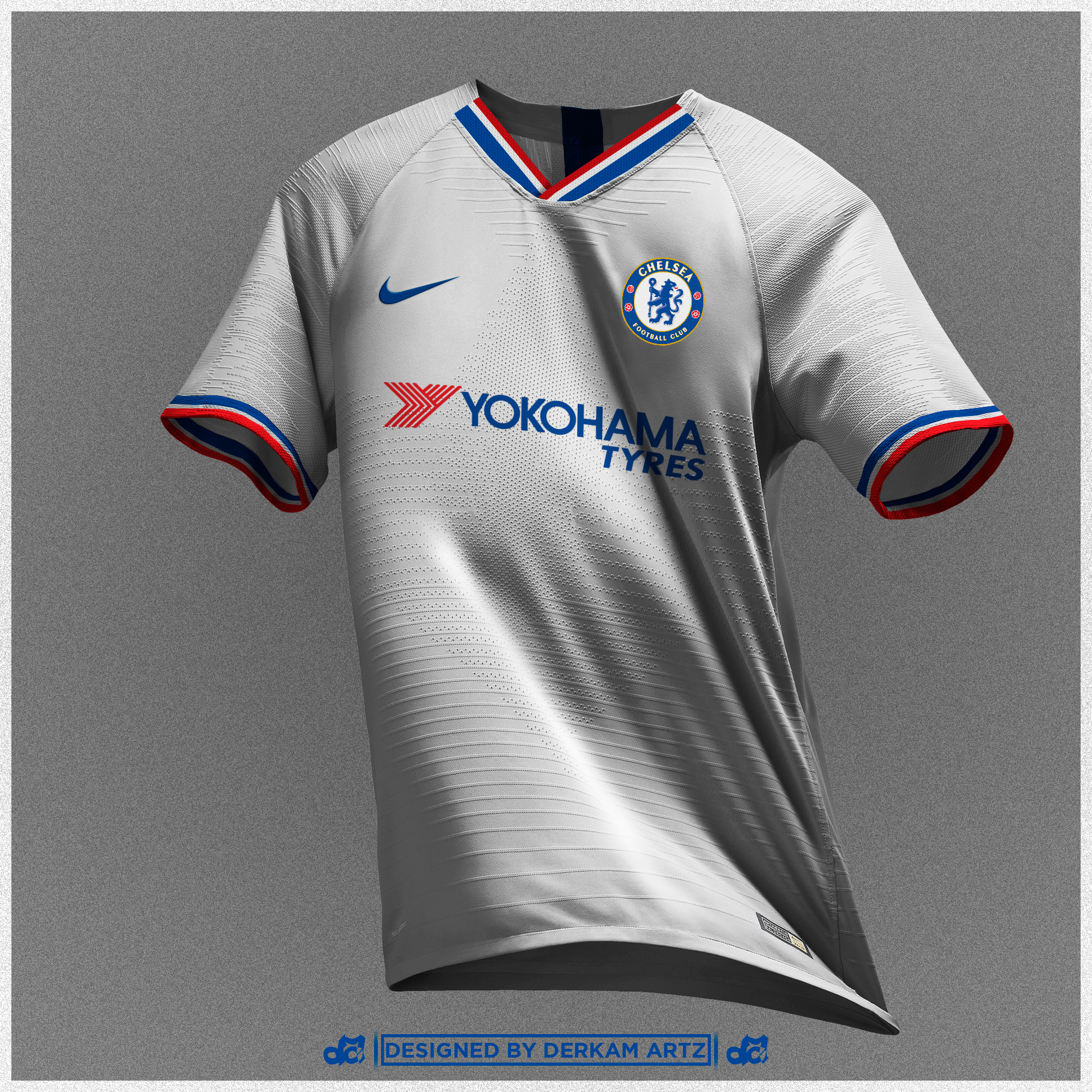 newest collection 7fc31 40764 Chelsea - Away Kit (2019/20)