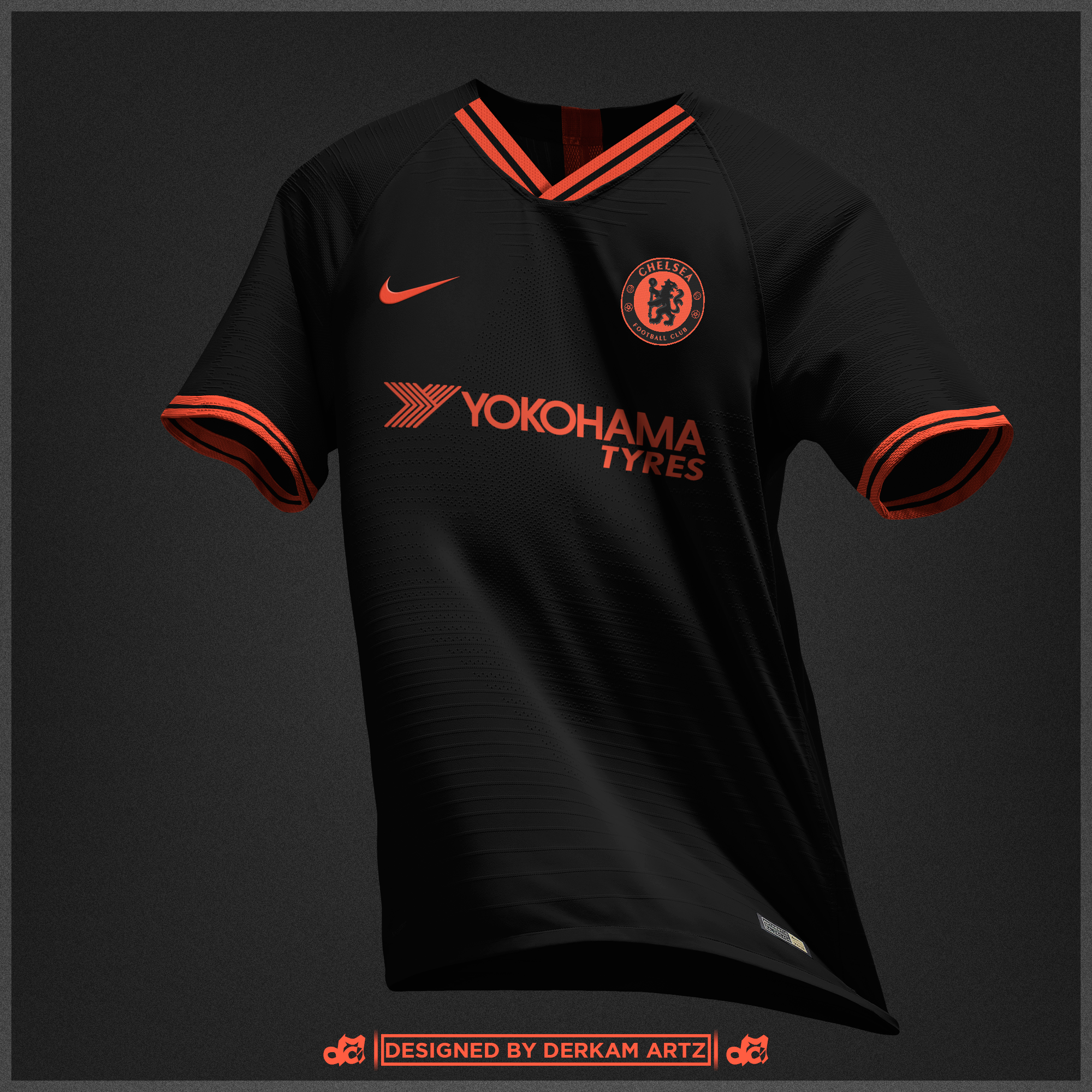 new style bbaf4 2f6c7 Chelsea - Third Kit (2019/20)