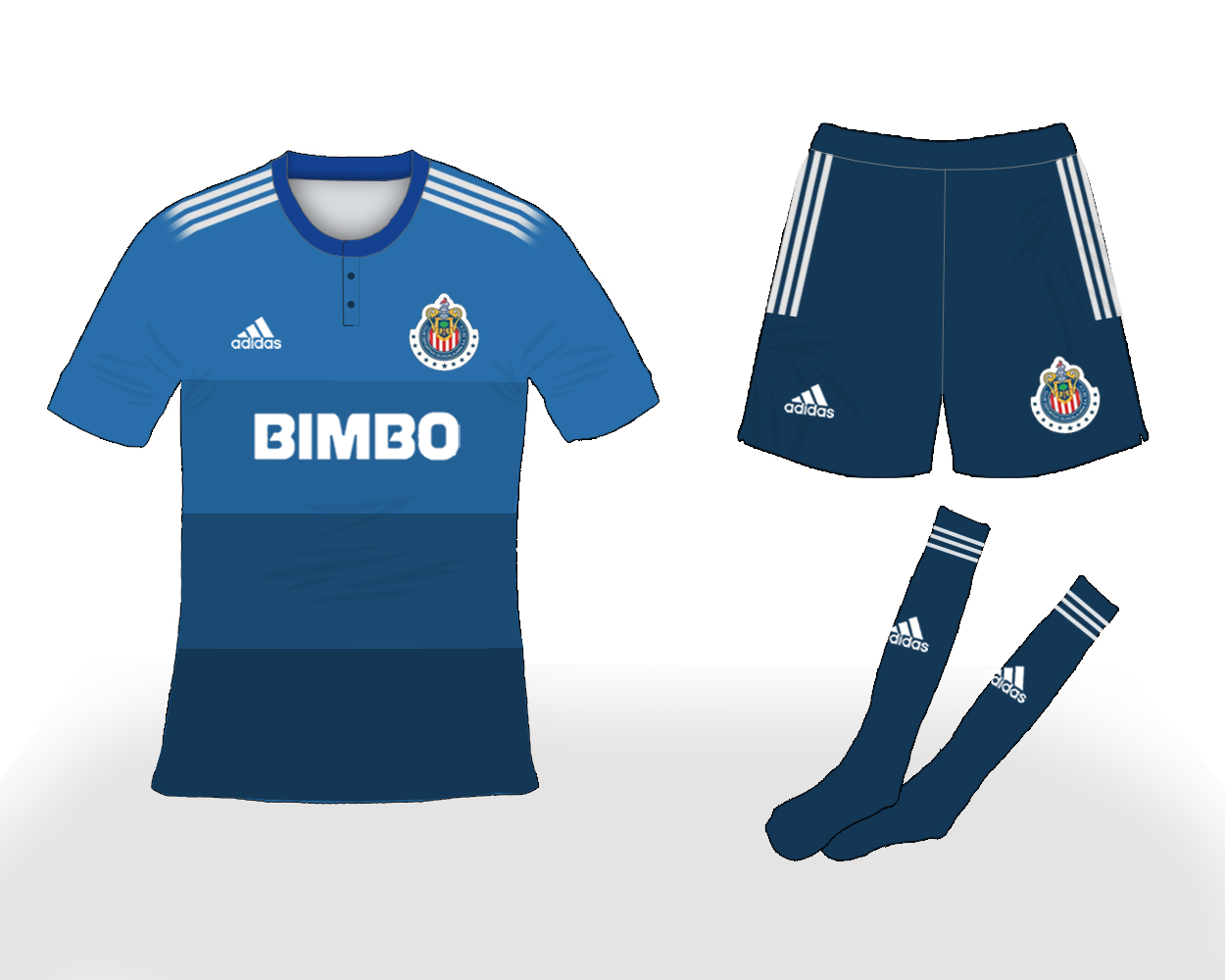 best service 3a7bb cfb56 Chivas 3rd Kit 2015