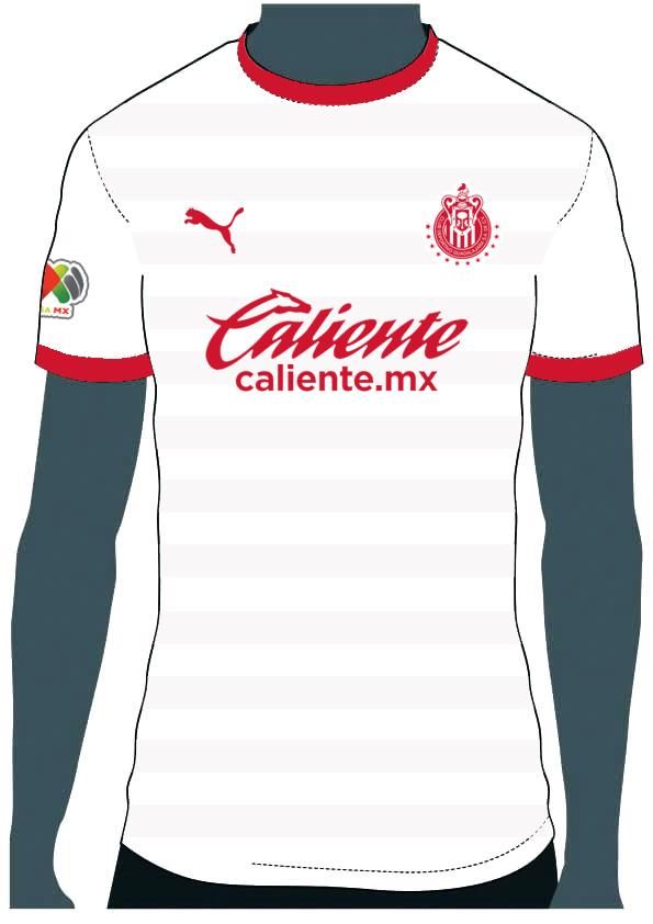 big sale f77c0 ba63a Chivas Away Kit Concept