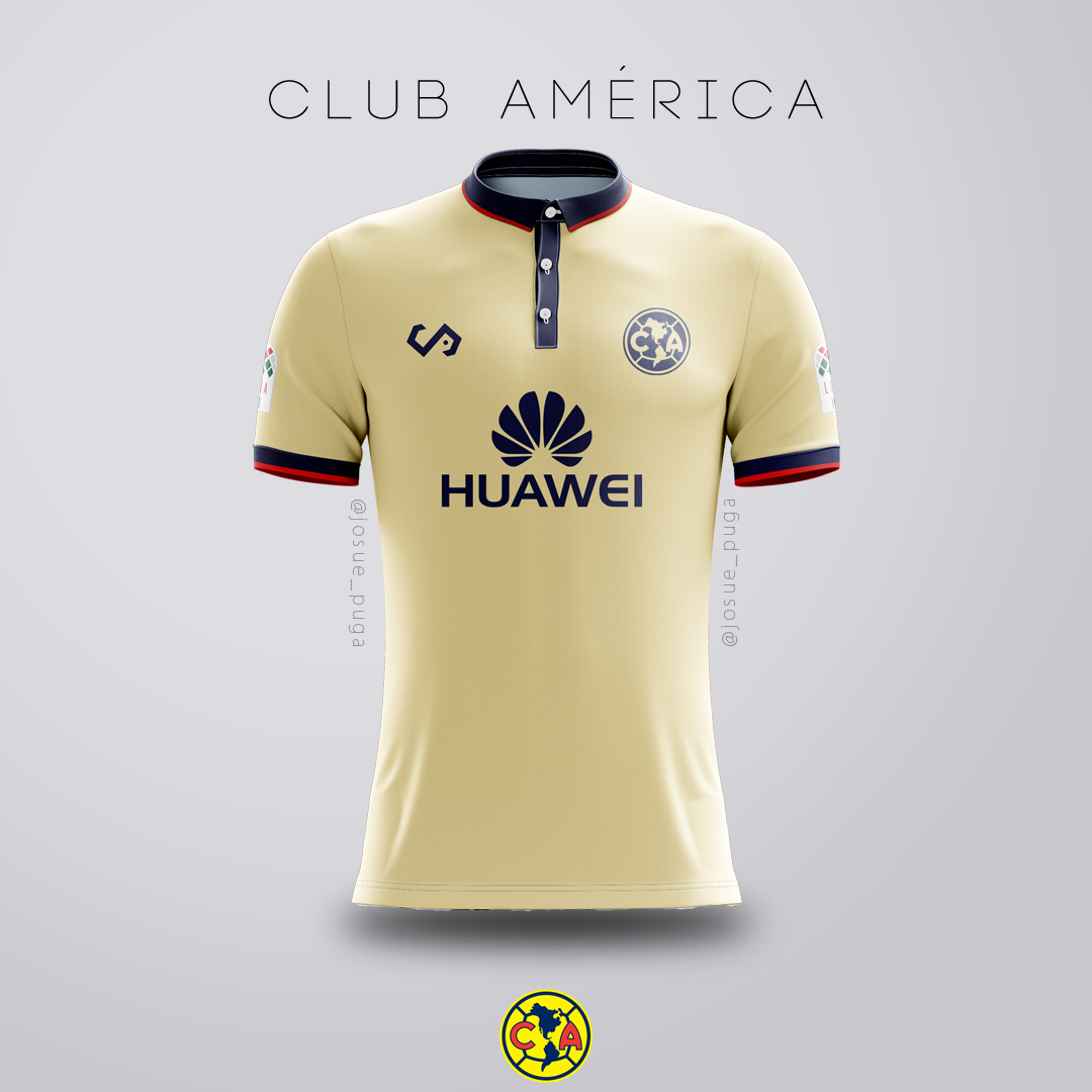 cheap for discount d0e2b 20ee2 Club America Fantasy Jersey