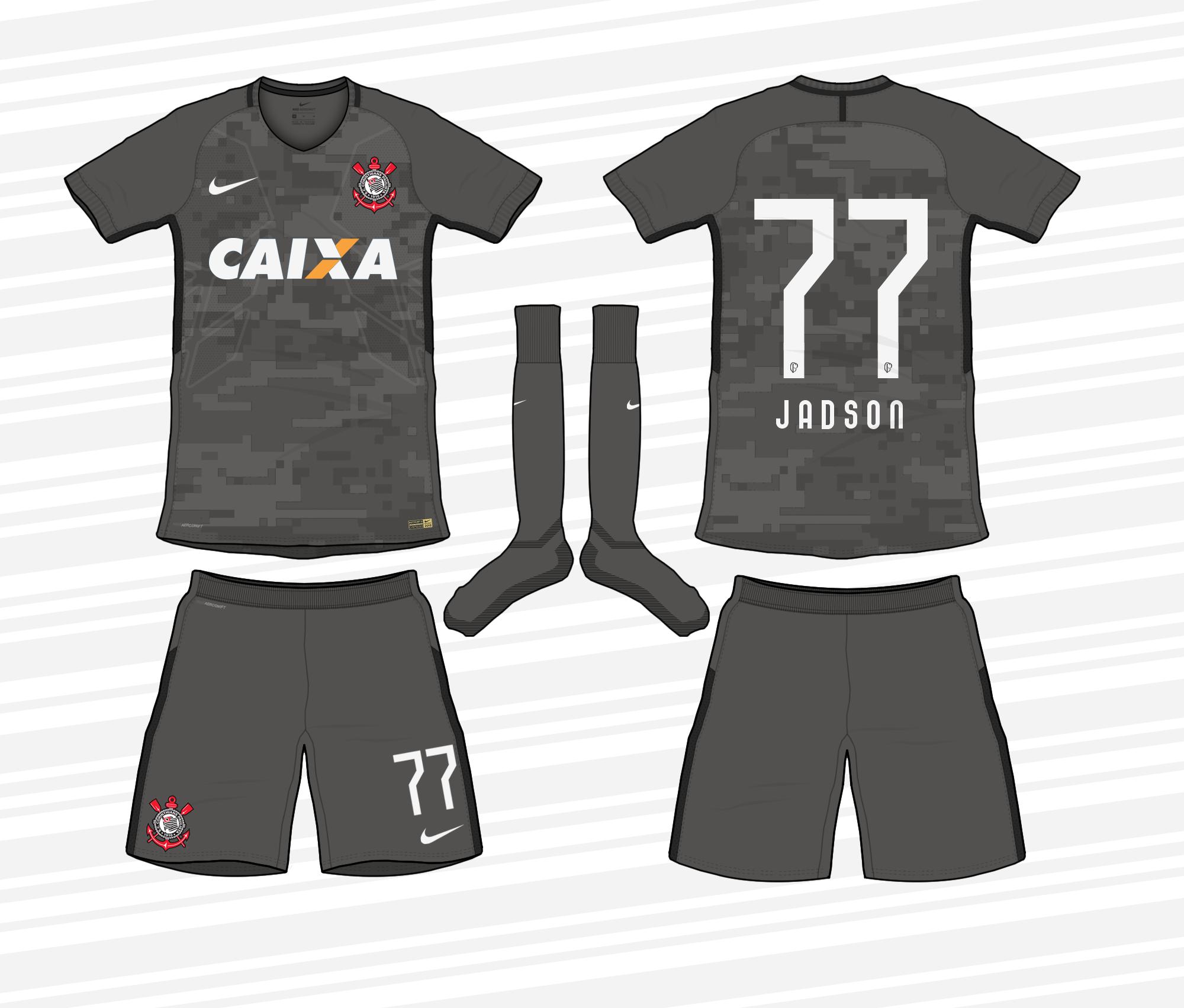 Corinthians 2017-18 Third Kit (according to leaks) 92963bfa7ea59