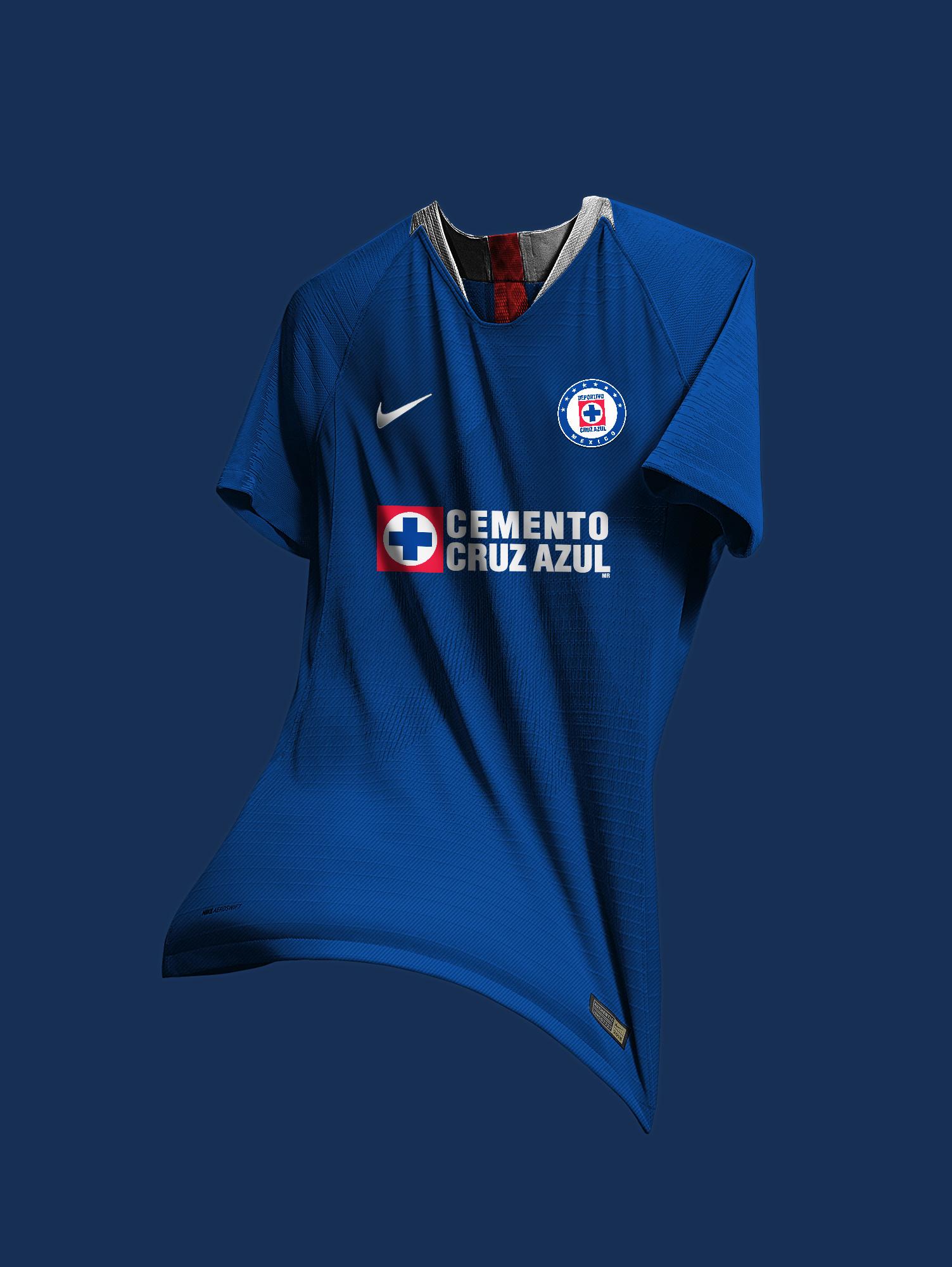 1c5ea5ec6 Cruz Azul Nike - Home